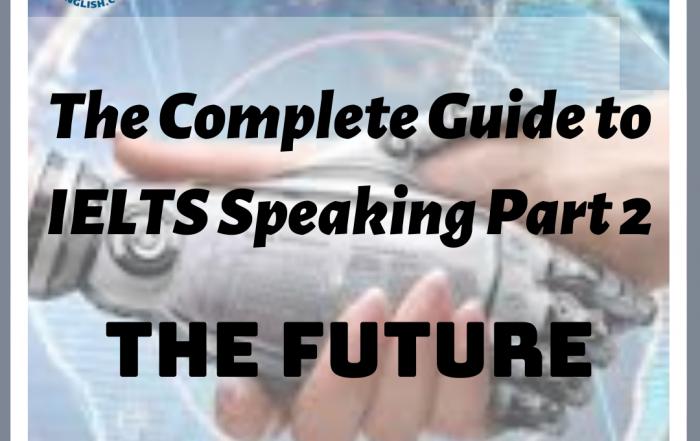 IELTS Speaking The Future