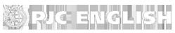 PJC English Lessons Logo